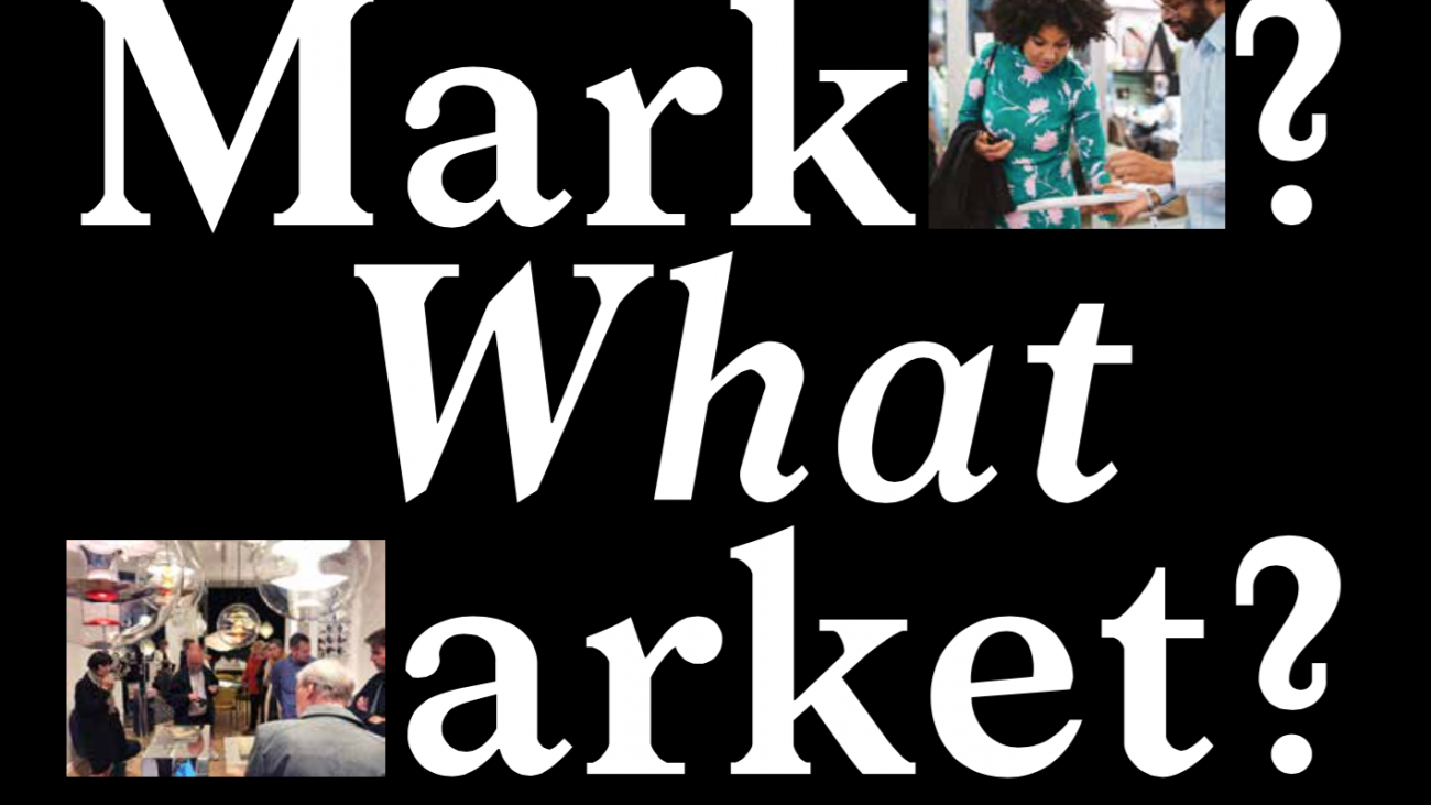 'Market, What Market?' featured on Unseen