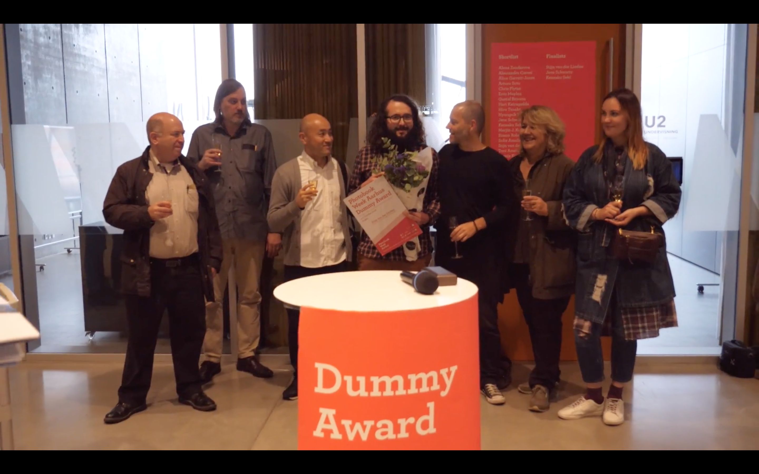 Photobook Week Aarhus announces the winner of Dummy Award 2018
