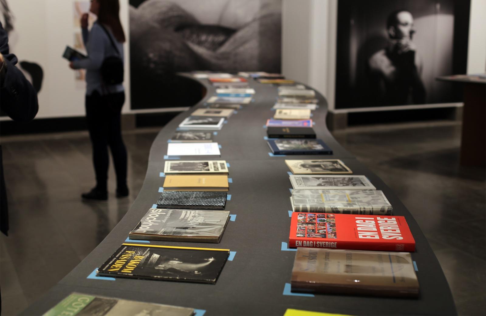Northern photobooks series at PWA19. This year: Sweden