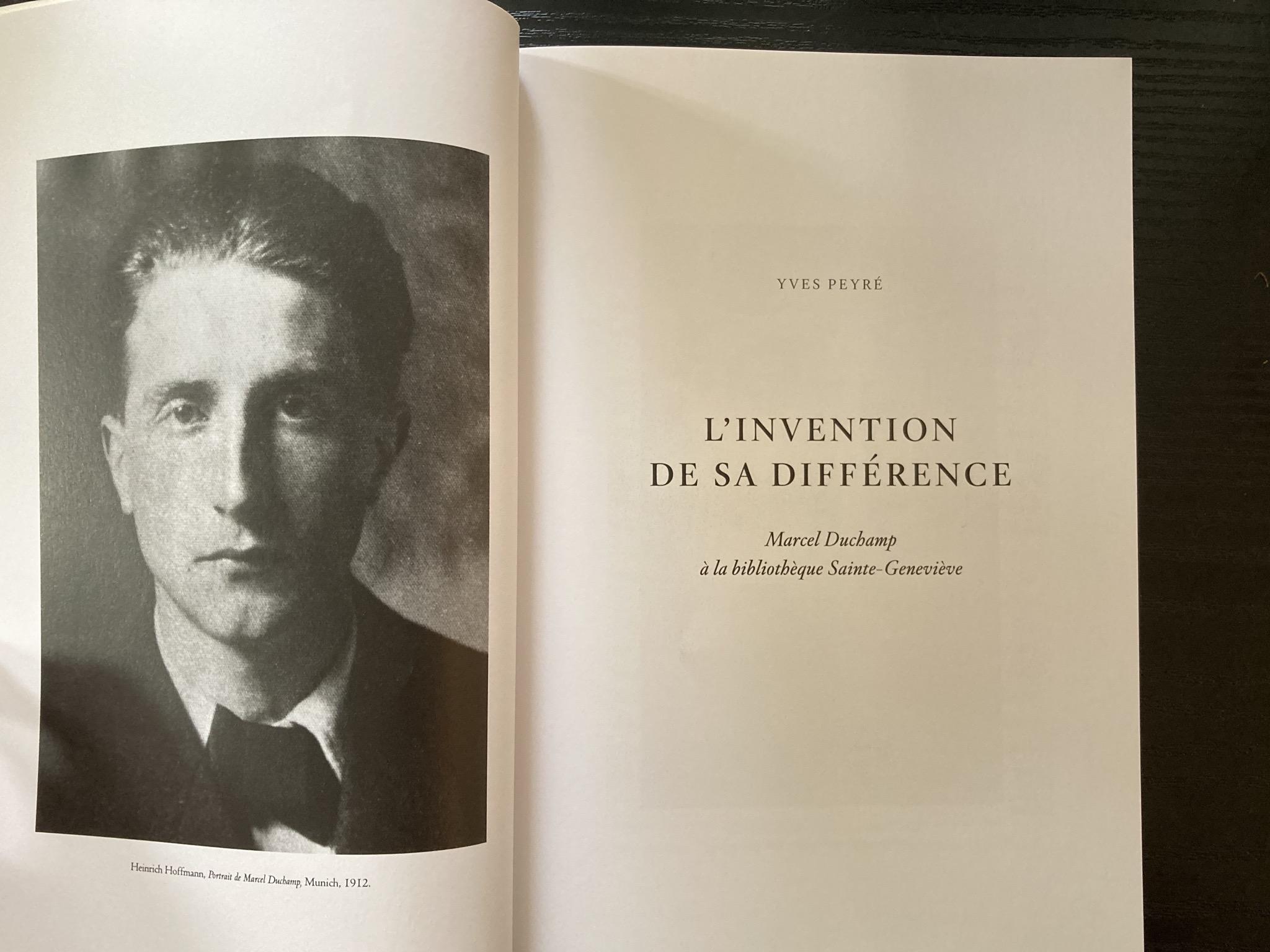 Duchamp as a Librarian and PWA 2020 presentation in CPH