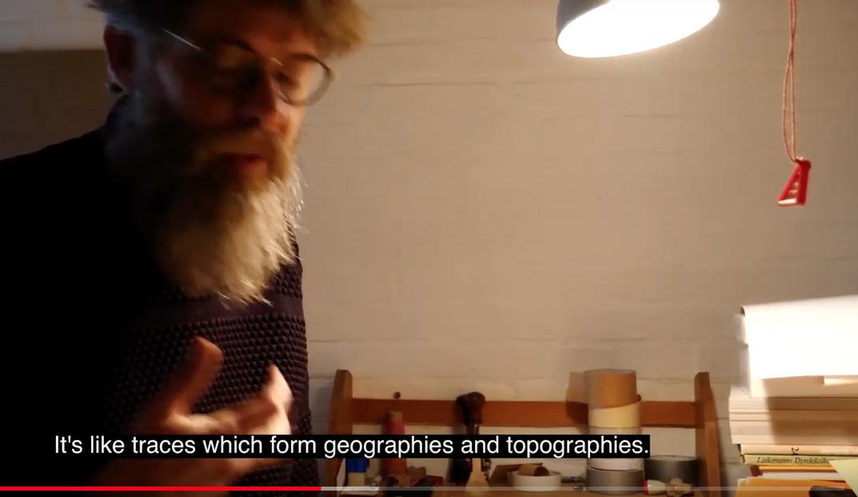Video on Lasse Krog Møller at Aros