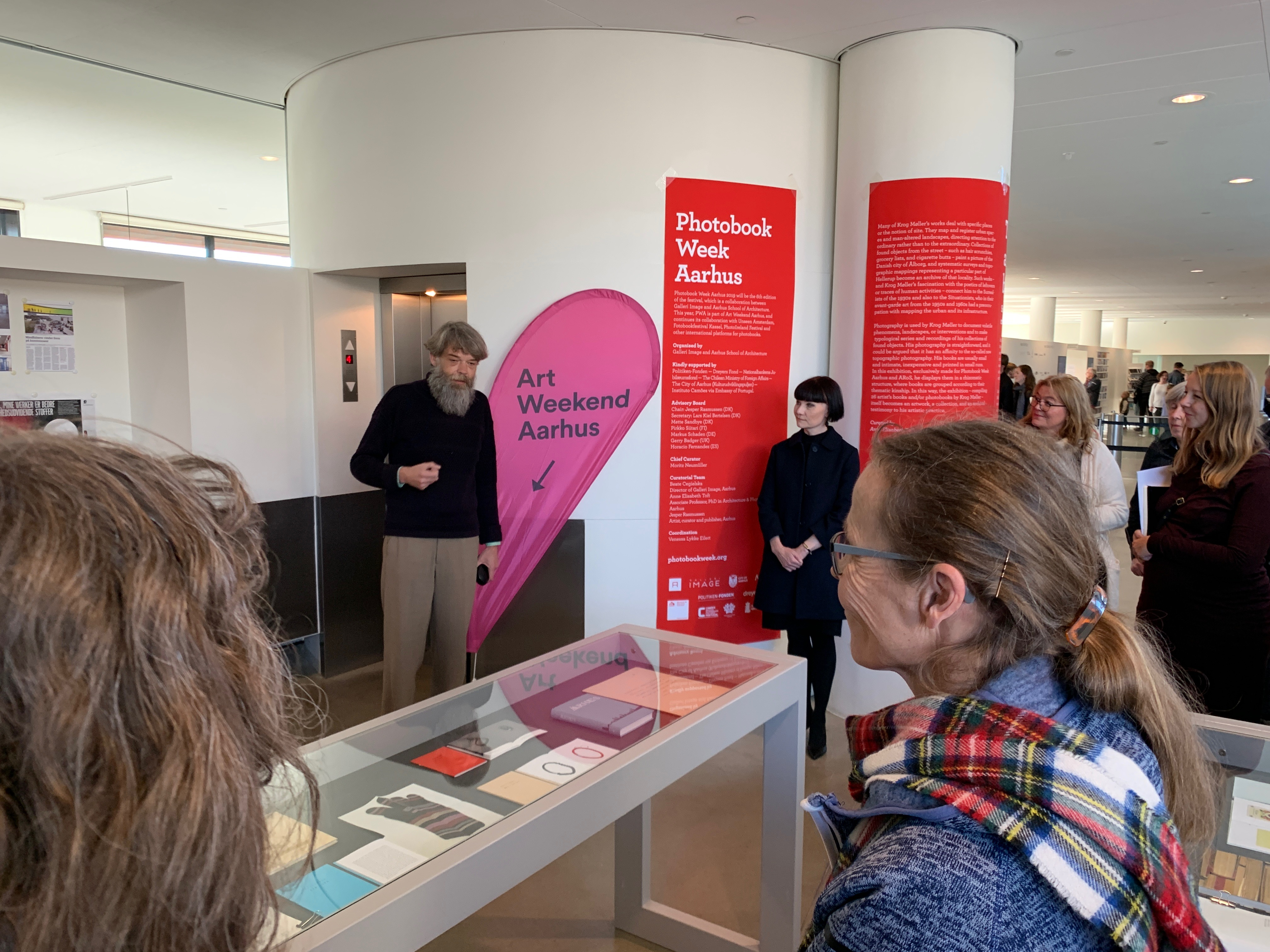 Lasse Krog Møller Exhibition extended!