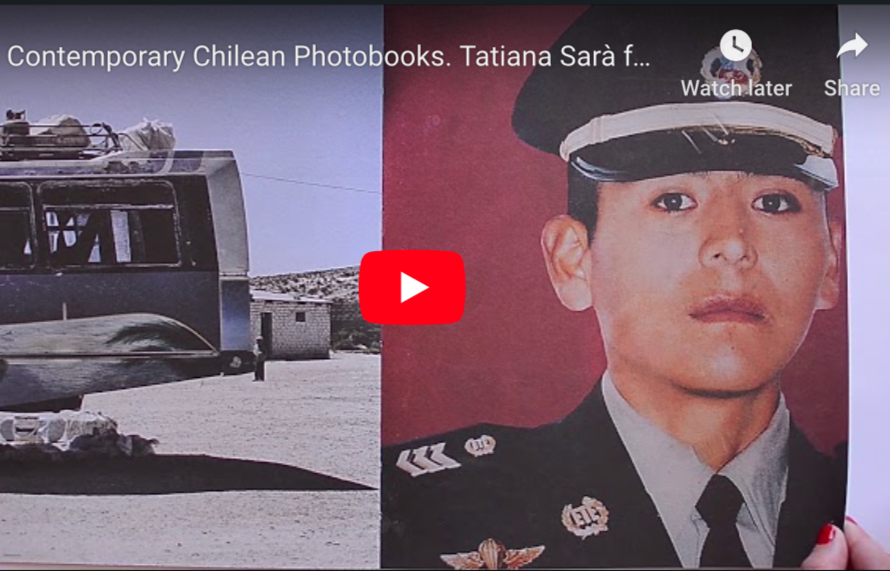 Video on Contemporary photobooks from Chile